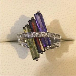 RSC Gemstone Ring